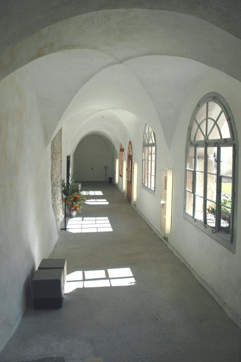 Klostermuseum, Kreuzgang
