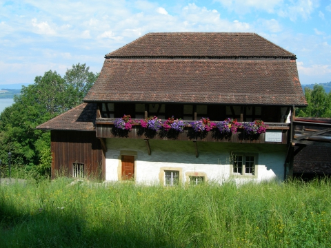 Das Museum Murten in der alten Stadtmühle