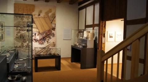Dauerausstellung Bereich Jungsteinzeit und Bronzezeit