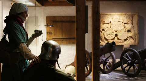 Dauerausstellung Bereich Mittelalter