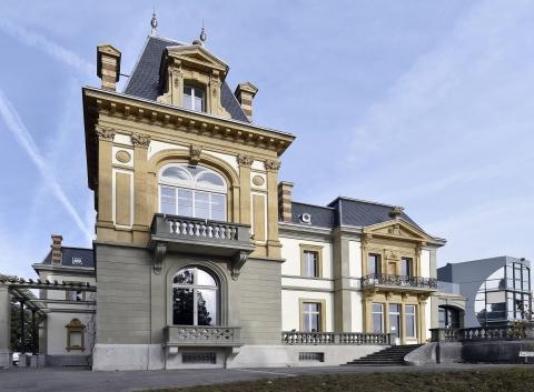 Villa de Pury © Alain Germond/MEN