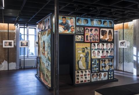 Salle des artistes © Alain Germond/MEN