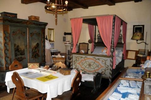 Ortsmuseum Neunkirch - Textilien