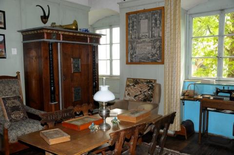 Ortsmuseum Neunkirch - historisches Wohnen