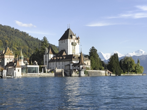 Castle of Oberhofen