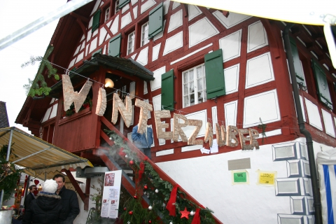 Winterzauber im Museum