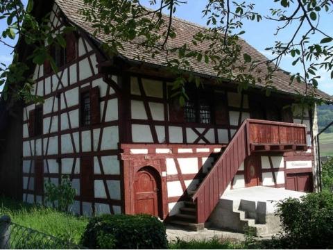 Das Museum im Speicher beim Gemeindehaus