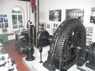 Historische Maschinengruppe