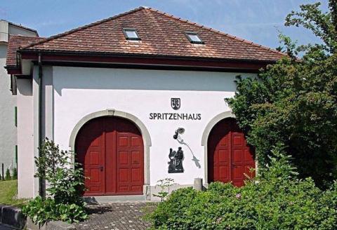 Unsere Sammlung befindet sich im alten Spritzenhaus