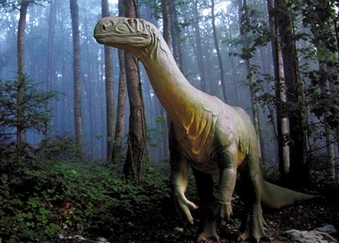Plateosaure (Plateosaurus engelhardti) Ech. 1/1
