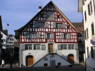 Ortsmuseum «Haus zum Bären», Richterswil