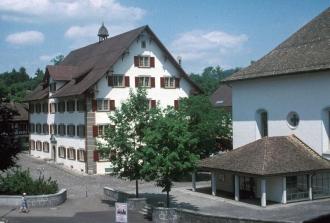 Barockes Amthaus 1710
