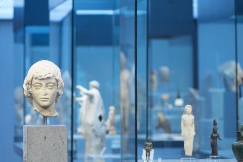 Sculptures grecques et romaines