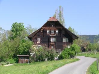 Die Ronmühle in Schötz