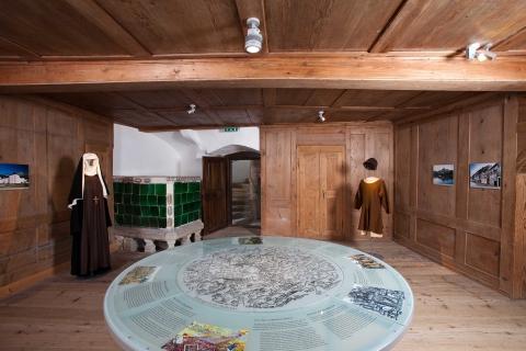 Schloss Hallwyl, Ausstellung