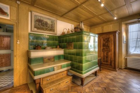 Dorfmuseum Seon, beim Bahnhof