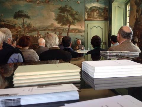 Lecture à la Fondation Rilke