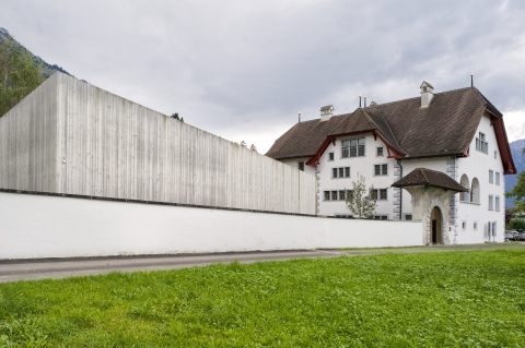 Winkelriedhaus & Pavillon