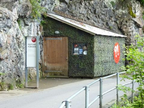 Festung Fürigen
