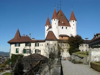 Schlossanlage Thun