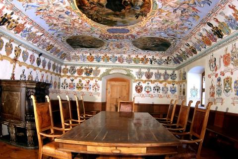 Landrichtersaal oder Wappensaal