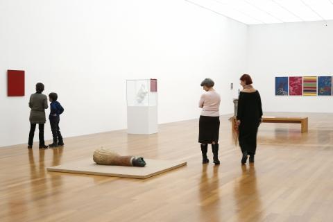 Kunstmuseum Liechtenstein, Raumansicht