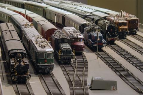 Modello in scala ferroviario 0