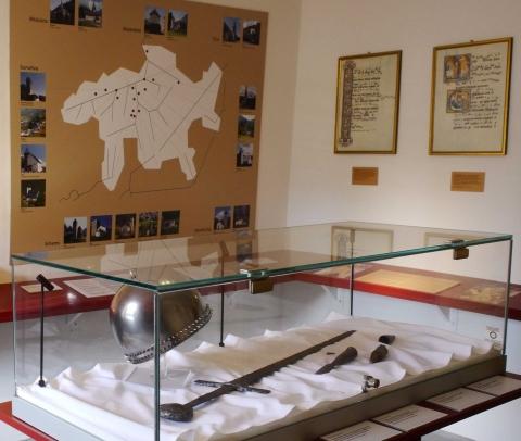 Das Museum Waltensburger Meister