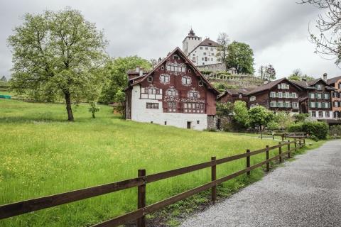 Schloss Werdenberg (Foto Daniel Ammann)