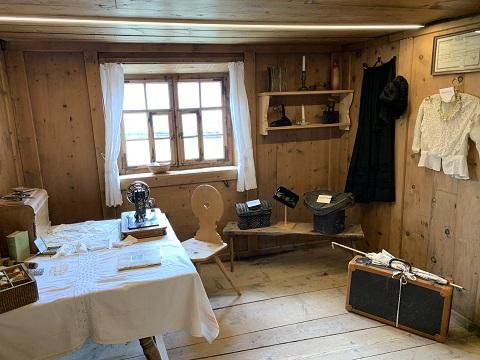 Dorfmuseum Wiesen - Stube