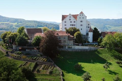 Schloss Wildegg Übersicht