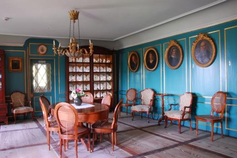 Schloss Wildegg Salon