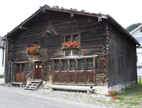 Maison native de Huldrych Zwingli
