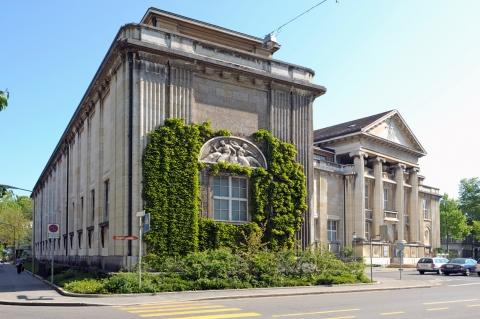 Das Kunst Museum Winterthur I Beim Stadthaus