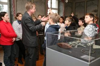 Museum ohne Staub und Langeweile.