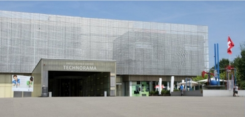 Swiss Science Center Technorama in Winterthur