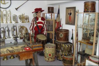 Blasinstrumente Museum Karl Burri