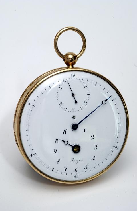 Taschenchronometer 1809, Paris, A.-L. Breguet 1809