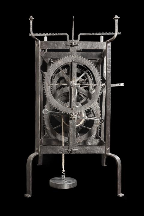 Turmuhr von 1522 , Hans Luter(er), ZH