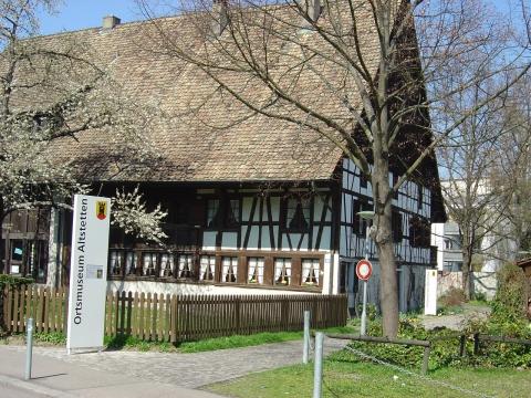 Ortsmuseum Altstetten