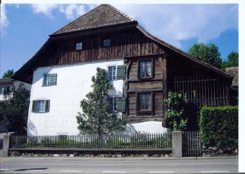 Fraumünster-Pächterhaus \