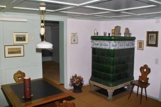 Permanente Ausstellung: Schenker-Stube