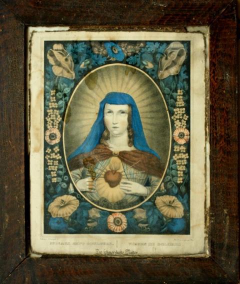 Mater Dolorosa, Mitte 19. Jh.