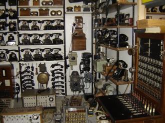 Telephone, Anfang 20. Jahrhundert