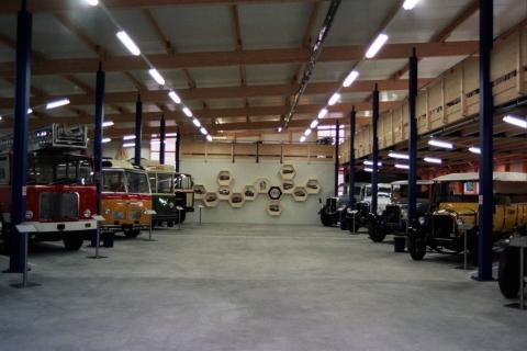 FBW Museum in Wetzikon