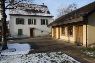 Das Museum mit Nebengebäude aus dem Jahre 1620