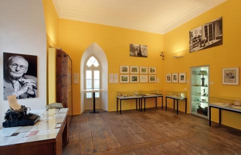 Museo Hermann Hesse Montagnola. Foto: Rémy Steigenegger.