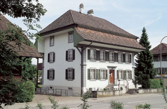 Dorfmuseum Graberhaus Strengelbach, Brittnauerstrasse 11