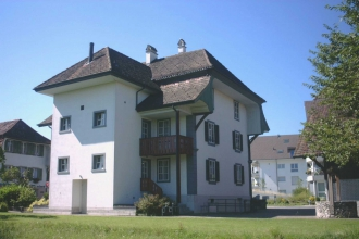 Dorfmuseum Graberhaus Strengelbach, Ostseite