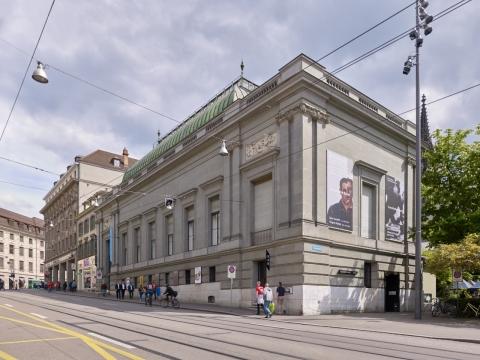 Kunsthalle Basel. Foto/Photo: Yohan Zerdoun, 2016